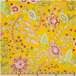 FO-314 Pretty Little Things Emma Floral Yellow