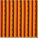 Hide & Seek With Buddy Dino Stripe Orange/Brown