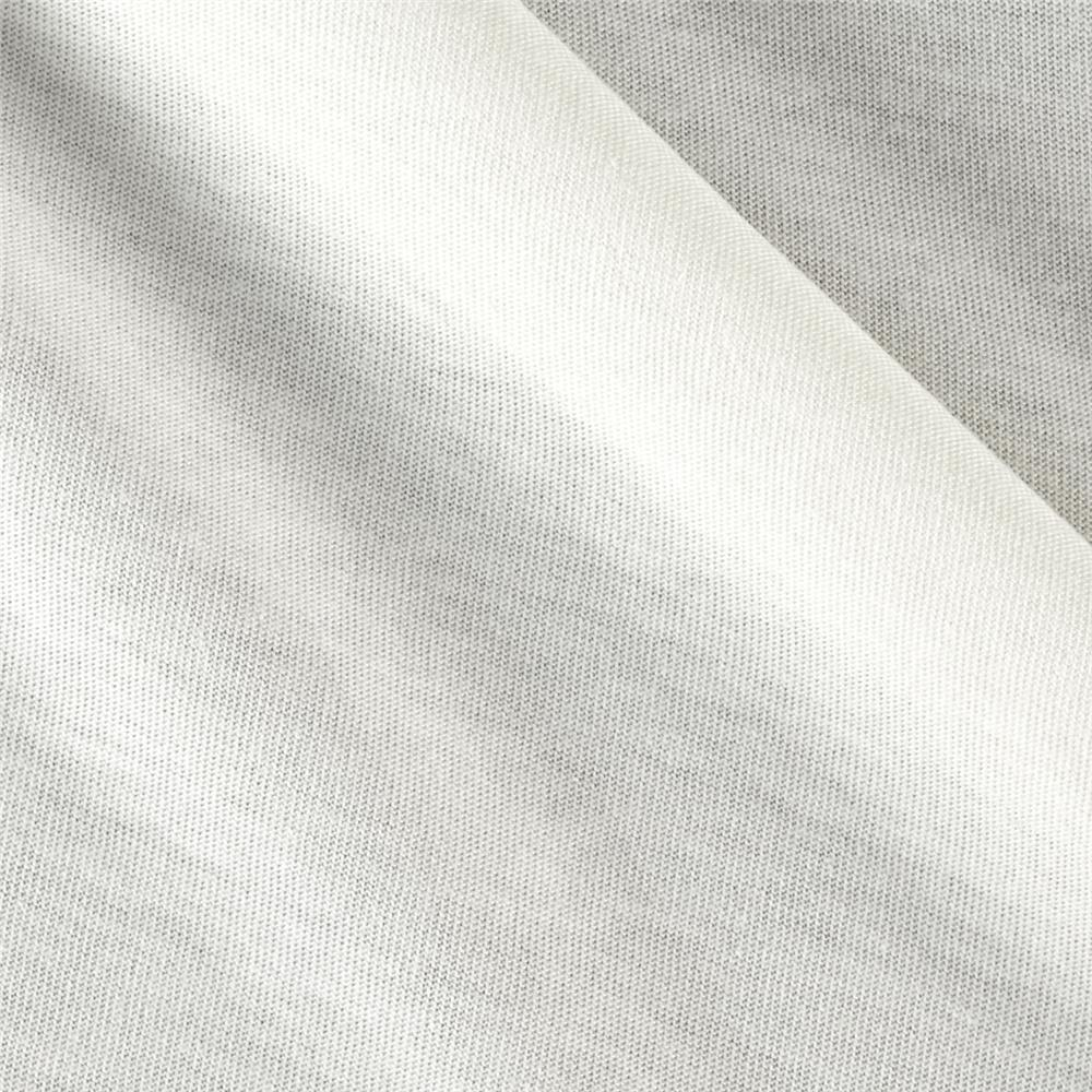 Organic Cotton Jersey Knit White
