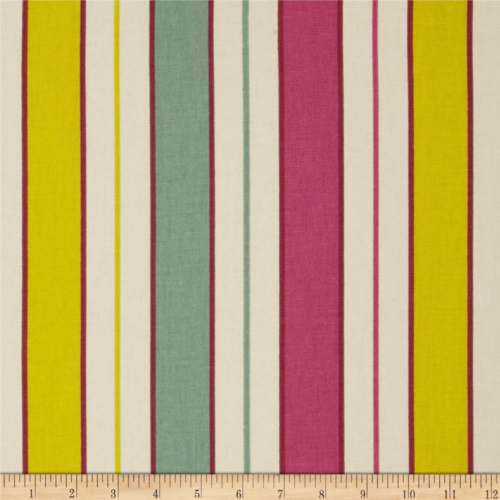P Kaufmann Resort Stripe Dove