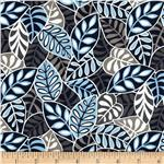 238859 Moonstruck Leaf Navy