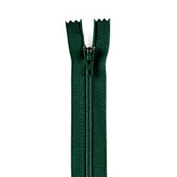 "Coats & Clark Poly All Purpose Zipper 7"" Forest Green"
