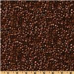 I Love Coffee Beans Brown