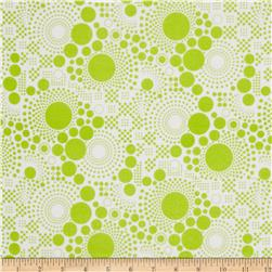 Riley Blake Pop Flannel Lime