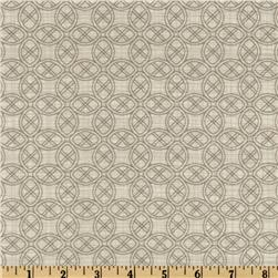 Moda Winter's Lane Linen Tiles Snow