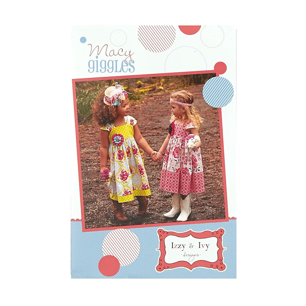 Izzy &amp; Ivy Macy Giggles Sundress Booklet