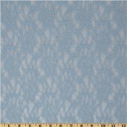 Nylon Lace Dusty Blue