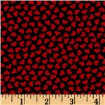 Valentine Mini Hearts Licorice