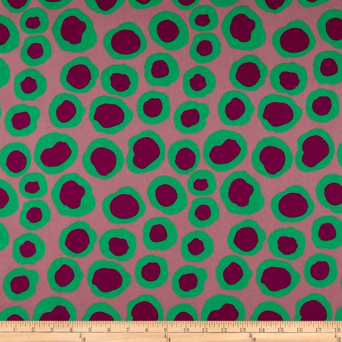 Brandon Mably Home Décor Twill Fish Lips Pastel