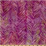 0260291 Artisan Batik: Texture Study Slash Chevron Fiesta