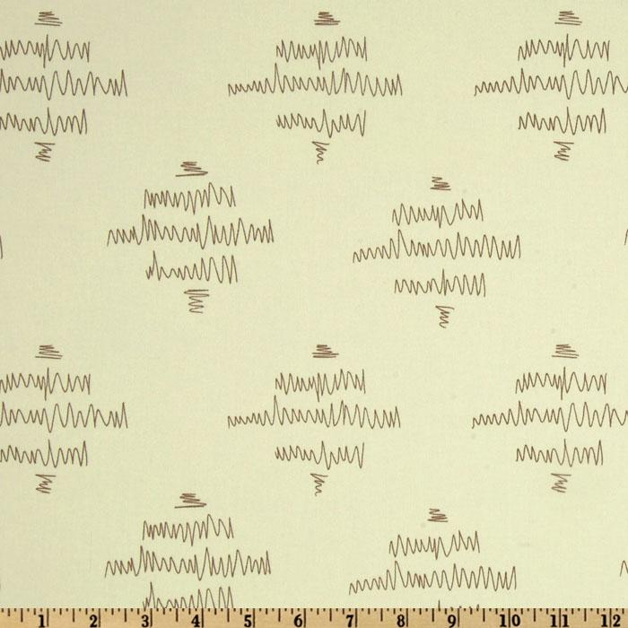 For Your Home Zig Zag Taupe