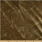 Claridge Bonnie Jacquard Metallic Chocolate