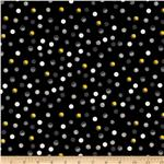 Eclipse Dots Black