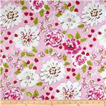0261294 Tea Garden Sateen Home Dcor Ying Ming Fuchsia