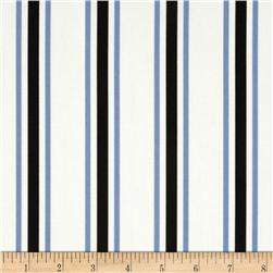 Logan Bungalow Stripe Blue