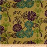 Delhi Home Decor Twill Tapestry Eggplant