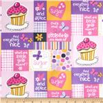 0260659 That's What Little Girls Are Made Of Medium Patch Pink