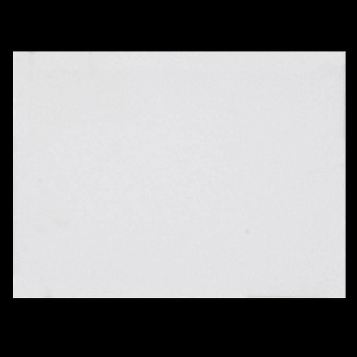Friendly Felt 9&quot; x 12&quot; Craft Cut White