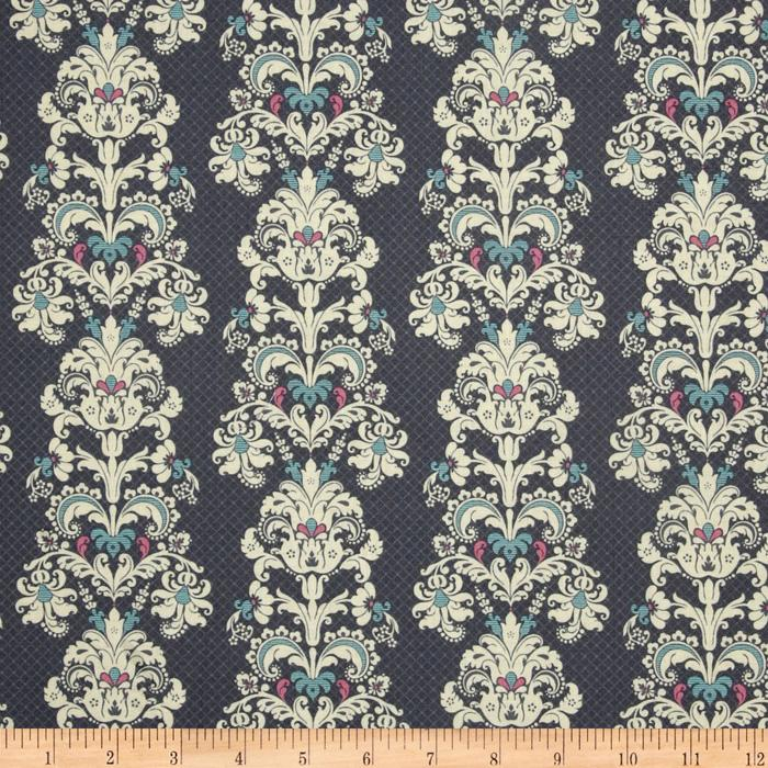 Eden's Dream Damask Grey