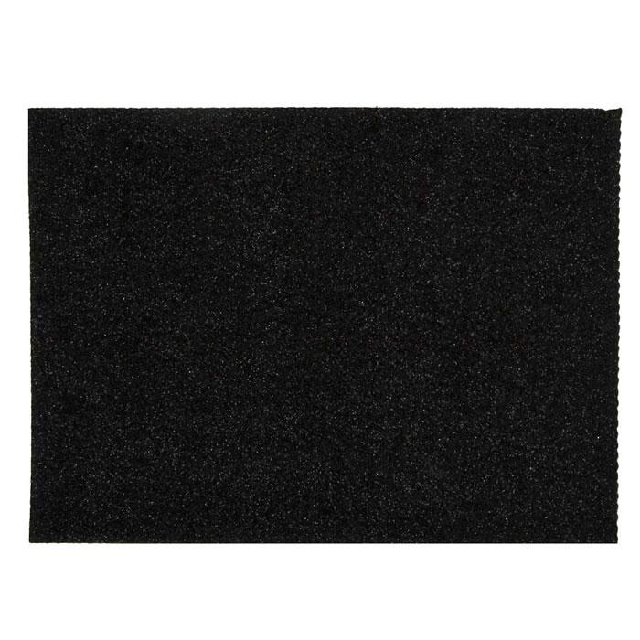 Glitter Friendly Felt 9&quot; x 12&quot; Craft Cut Black
