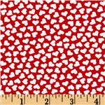 Valentine Mini Hearts Red