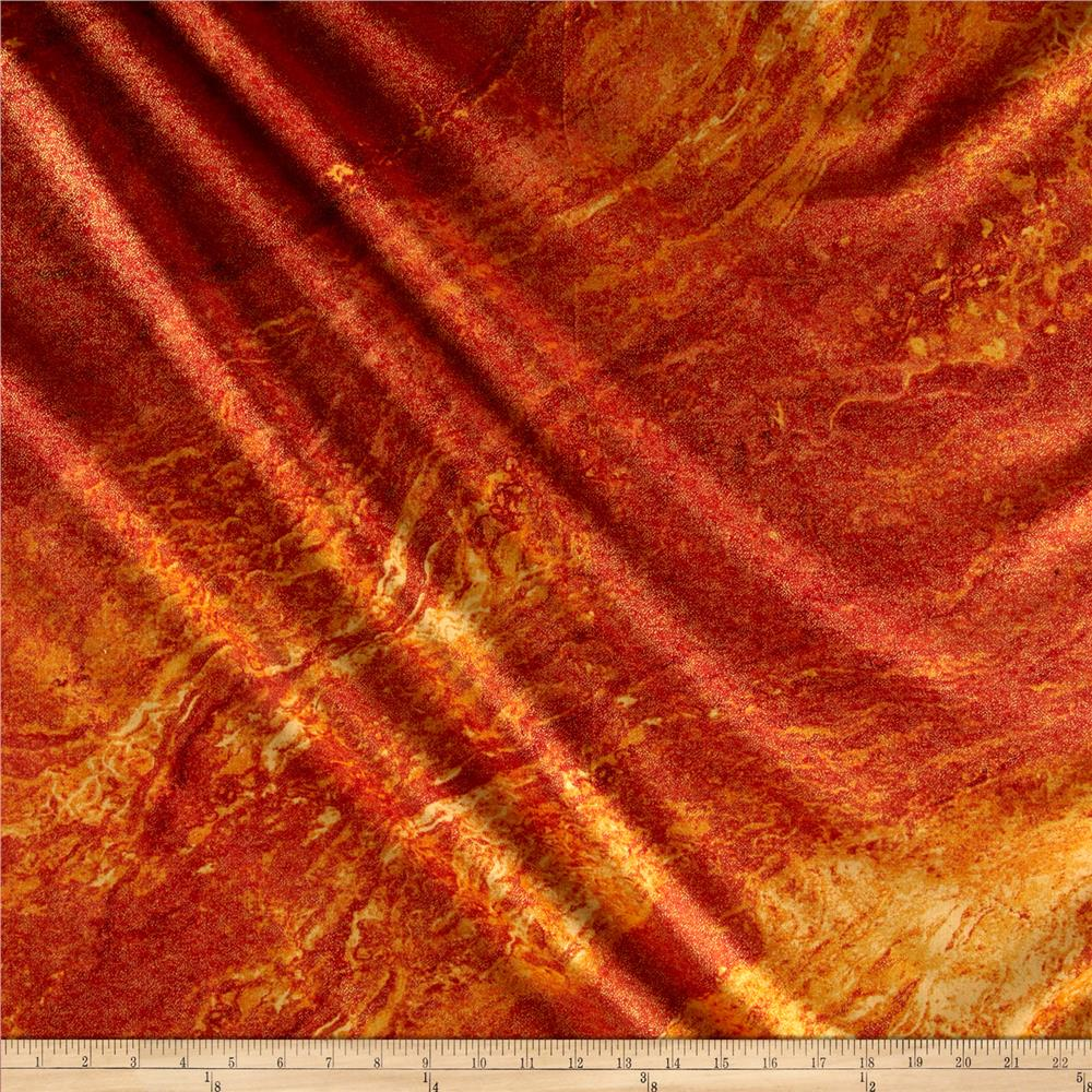 A Star Is Born Metalllic Marblehead Orange