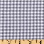 DX-246 Michael Miller Tiny Gingham Gray