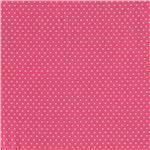 BJ-530 Pin Dot Hot Pink