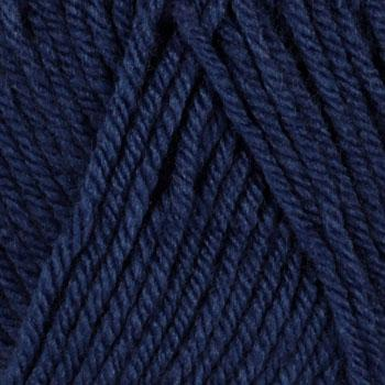 Lion Brand Vanna&#39;s Choice Yarn (109) Colonial Blue