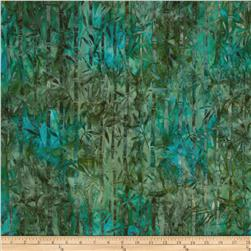 Artisan Batik Asian Legacy 3 Bamboo Meadow Green