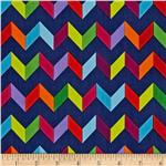 0289459 Fiesta Chevron Navy