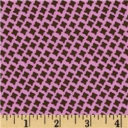 Chelsea Crosshatch Purple