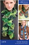 IJP-876 Indygo Junction Circle Scarves Pattern
