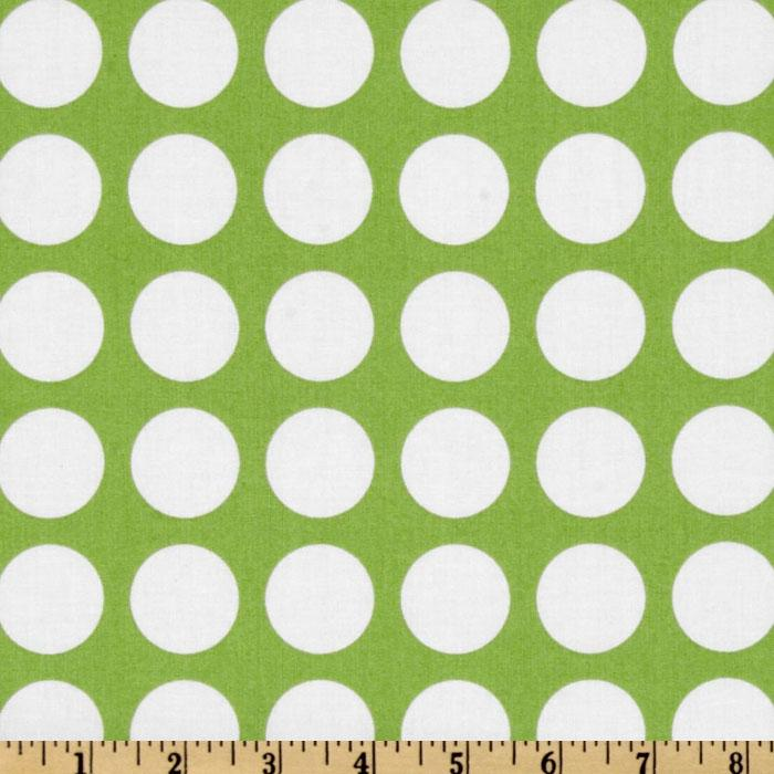 Multidot Medium Dots Green