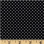 FN-302 Pimatex Basics Pin Dot Black/White