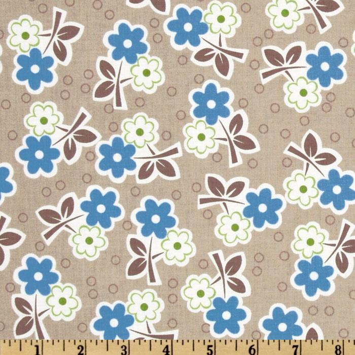Millie&#39;s Closet Floral Blue