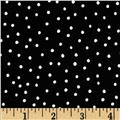 Loralie Sew Creative Dinky Dots Black/White