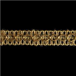 Expo 3/4'' David Delicate Braid Trim Natural