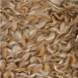 Lion Brand Silky Twist Yarn (207) Oatmeal