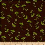 223346 Oreganata Sprig Brown