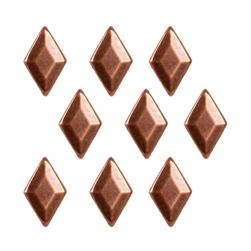 Copper Dome Diamond 24pc