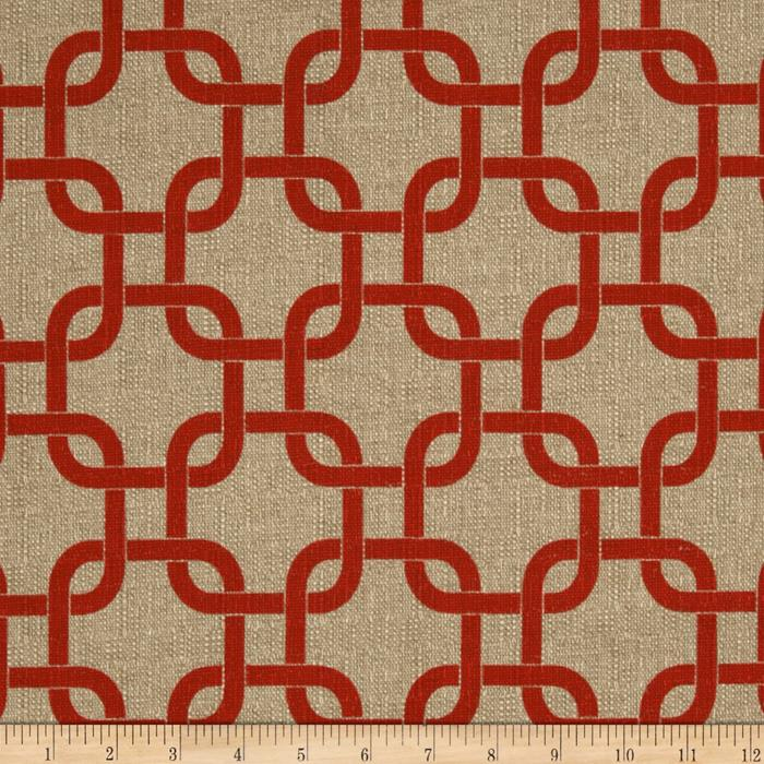 Premier Prints Gotcha Adventurous Red/Denton