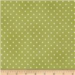 0300999 Home Essentials Dots Sage/Cream