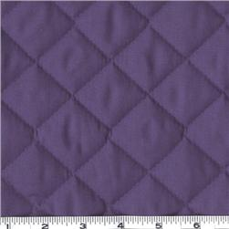 Double-Sided Quilted Broadcloth Purple
