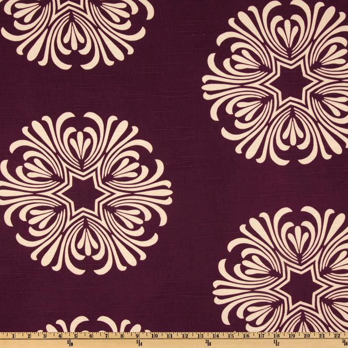 Duralee Breckenbridge Purple