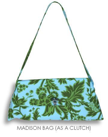 Amy Butler Patterns Madison Bags