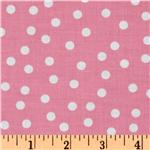 Remix Polka Dots Pink