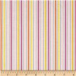 0270507 Happi Thin Stripe Pink