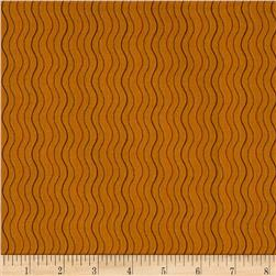 Wavy Stripes Orange