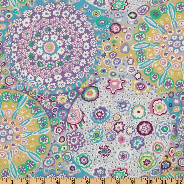 Kaffe Fassett Millefiore Lilac